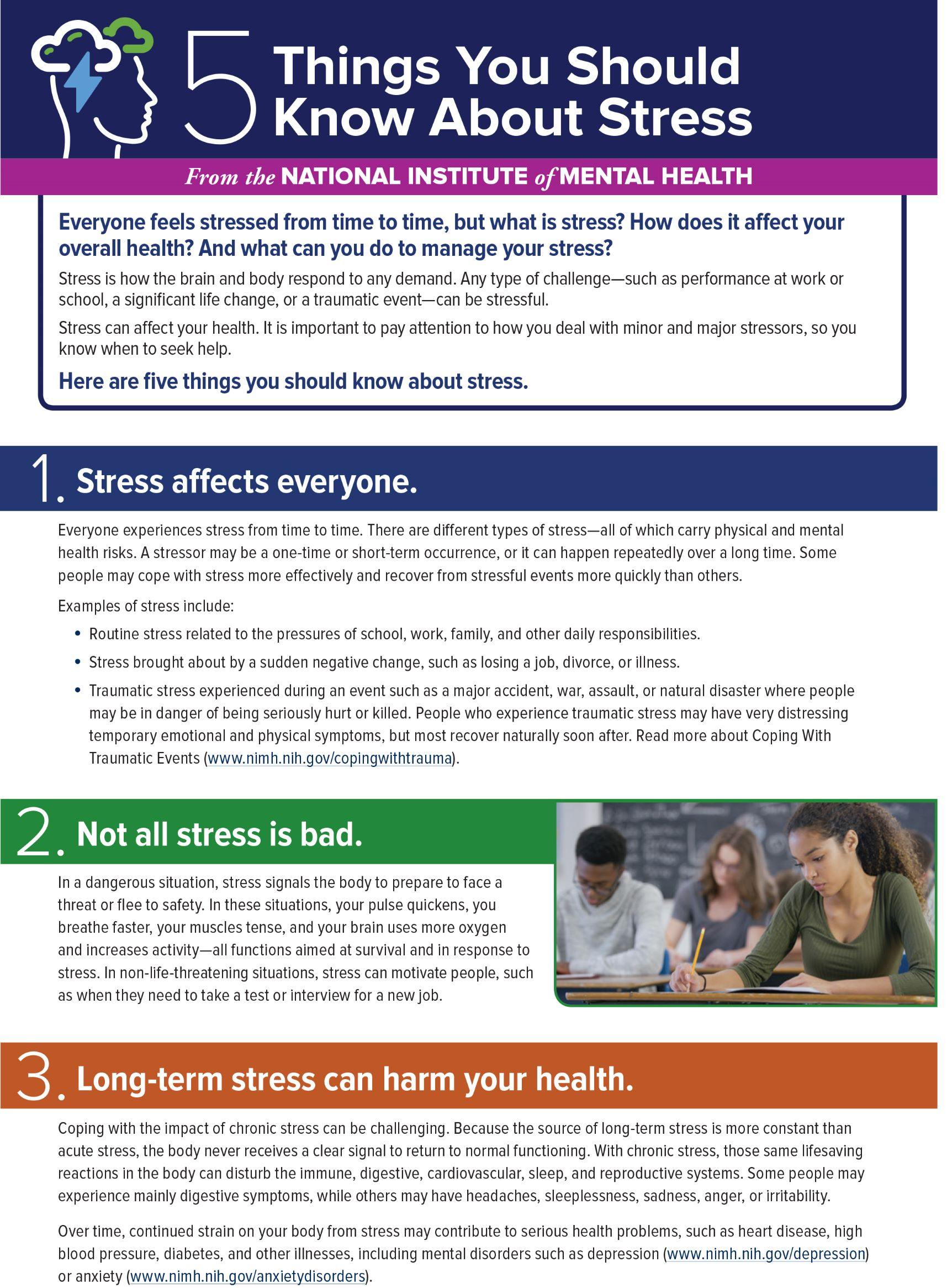 stress_5-things to know